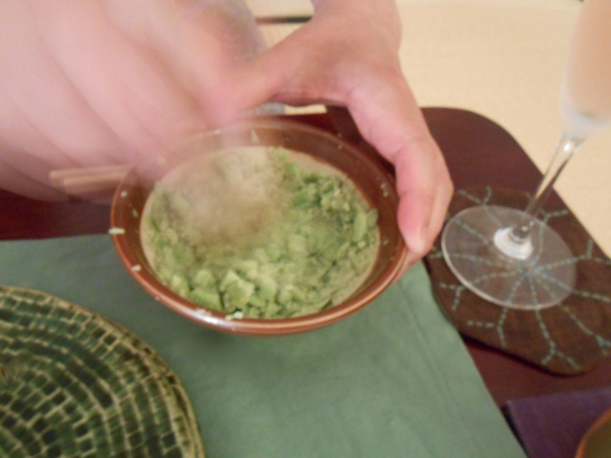 芋たこ南京じゃなくて芋豆粉。_a0095931_12423558.jpg