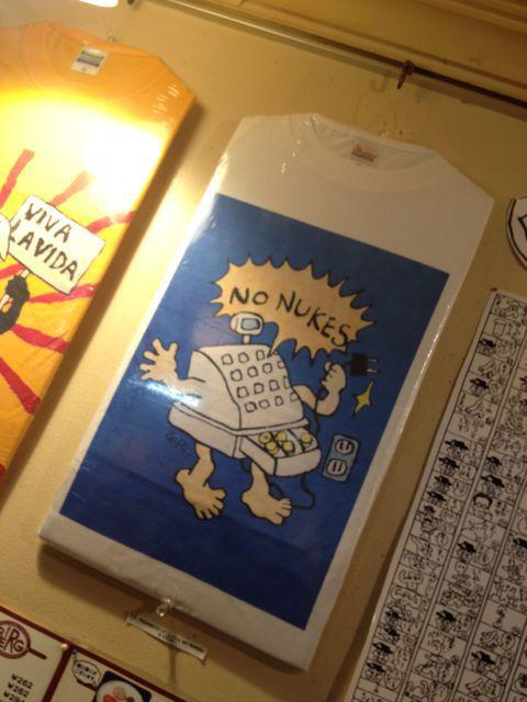 ベルクオリジナルTシャツ展♪壁のTシャツも販売しております!ギフトにもぜひ♪_c0069047_22135922.jpg