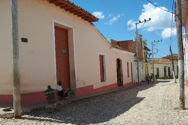 キューバ (40) さよならトリニダー旧市街_c0011649_23211565.jpg