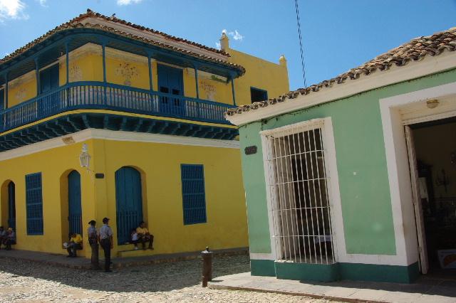 キューバ (40) さよならトリニダー旧市街_c0011649_23232227.jpg