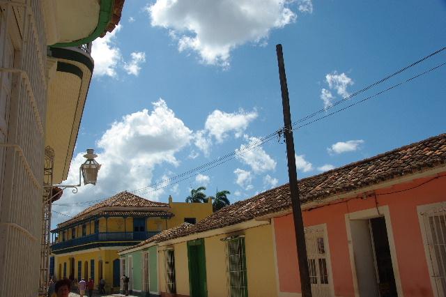 キューバ (40) さよならトリニダー旧市街_c0011649_2323274.jpg