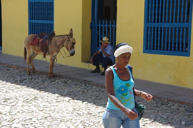 キューバ (40) さよならトリニダー旧市街_c0011649_23245112.jpg