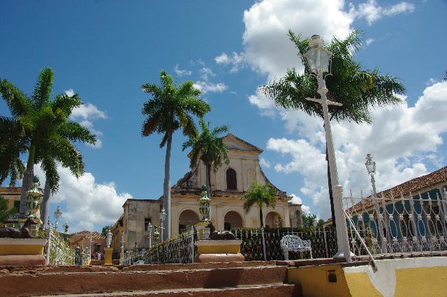 キューバ (40) さよならトリニダー旧市街_c0011649_23261335.jpg
