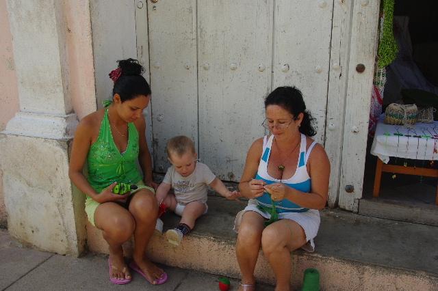 キューバ (40) さよならトリニダー旧市街_c0011649_23295469.jpg