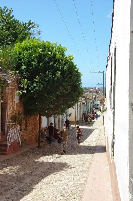 キューバ (40) さよならトリニダー旧市街_c0011649_2329986.jpg