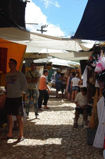 キューバ (40) さよならトリニダー旧市街_c0011649_2334154.jpg