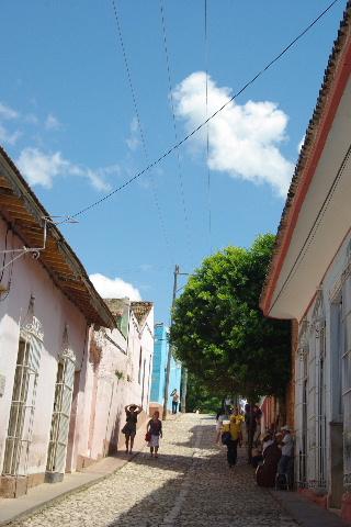 キューバ (40) さよならトリニダー旧市街_c0011649_23351821.jpg