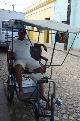 キューバ (40) さよならトリニダー旧市街_c0011649_23365539.jpg
