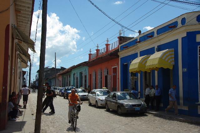 キューバ (40) さよならトリニダー旧市街_c0011649_2337161.jpg