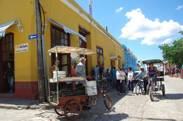 キューバ (40) さよならトリニダー旧市街_c0011649_23373654.jpg
