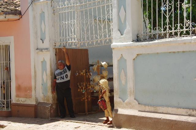 キューバ (40) さよならトリニダー旧市街_c0011649_23382647.jpg
