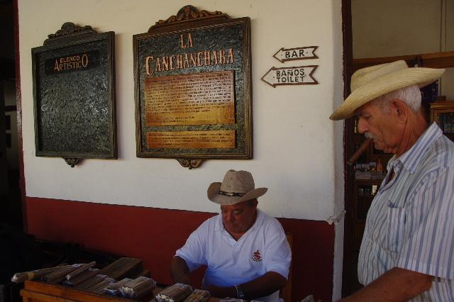 キューバ (39) トリニダー旧市街のラ・カンチャンチャラ_c0011649_6271745.jpg