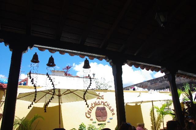 キューバ (39) トリニダー旧市街のラ・カンチャンチャラ_c0011649_642933.jpg