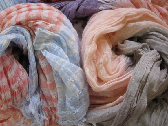 cotton stole_c0214750_11362410.jpg