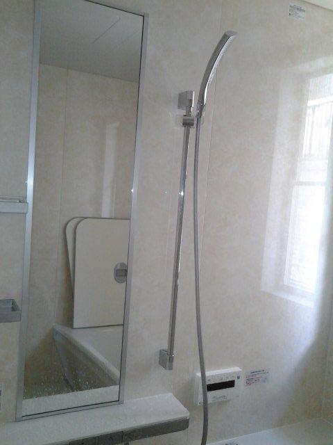 浴室の改修終了(東京都町田市)_e0207151_1643535.jpg