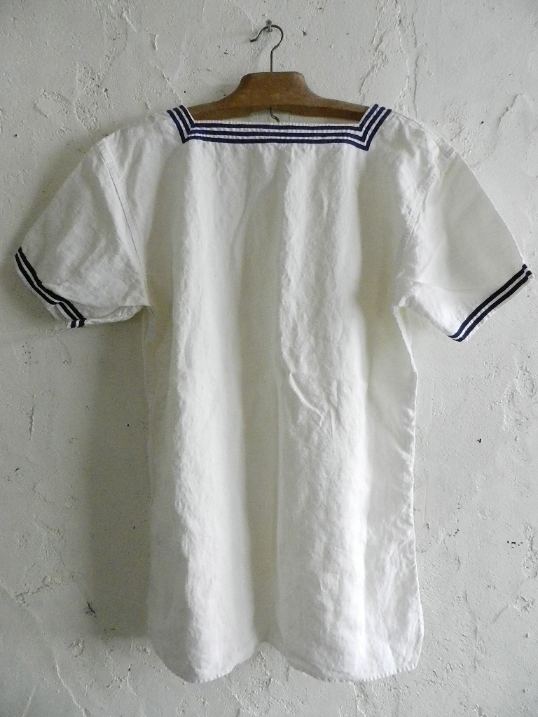 french vintage sailor shirts short sleeve_f0226051_13294275.jpg