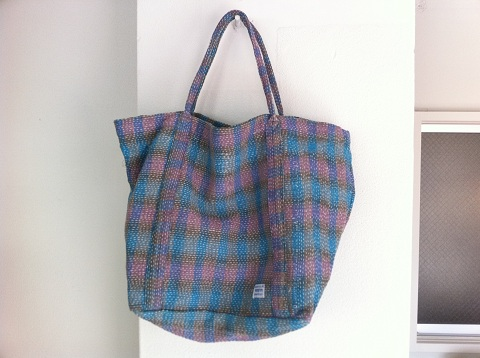 chahat : rally quilt tote bag_a0234452_19391310.jpg