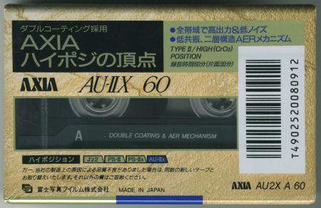 AXIA AU-ⅡX_f0232256_16233294.jpg