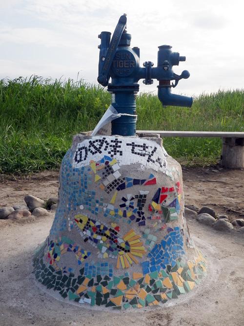 井戸の台座作り_c0091679_9335176.jpg