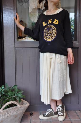 夏のTシャツスタイル・・・Rita Jeans Tokyo_e0127399_19185418.jpg