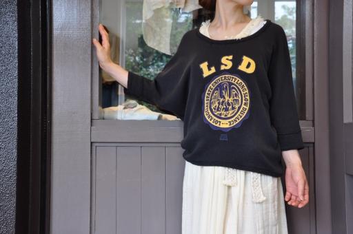 夏のTシャツスタイル・・・Rita Jeans Tokyo_e0127399_19191169.jpg