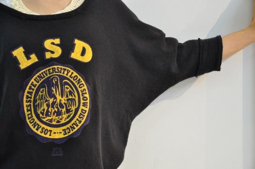 夏のTシャツスタイル・・・Rita Jeans Tokyo_e0127399_19201179.jpg