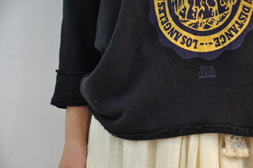 夏のTシャツスタイル・・・Rita Jeans Tokyo_e0127399_1920271.jpg