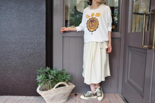 夏のTシャツスタイル・・・Rita Jeans Tokyo_e0127399_1921497.jpg