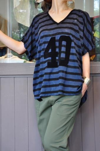 夏のTシャツスタイル・・・Rita Jeans Tokyo_e0127399_19255274.jpg