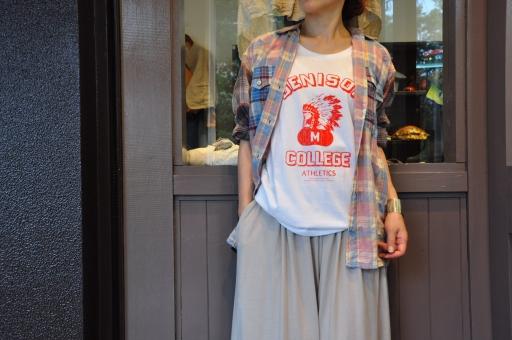 夏のTシャツスタイル・・・Rita Jeans Tokyo_e0127399_19285584.jpg