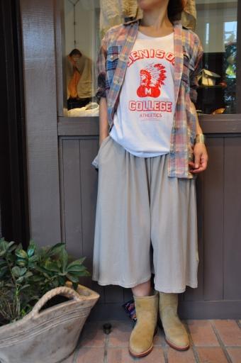 夏のTシャツスタイル・・・Rita Jeans Tokyo_e0127399_192937100.jpg