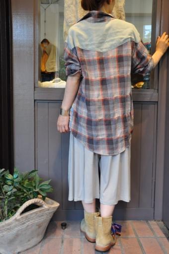 夏のTシャツスタイル・・・Rita Jeans Tokyo_e0127399_19311244.jpg