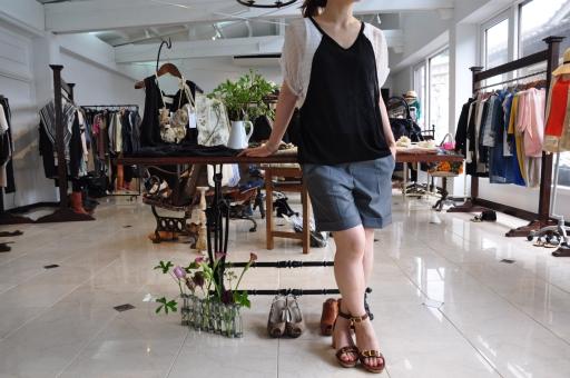 夏のTシャツスタイル・・・Rita Jeans Tokyo_e0127399_19361957.jpg