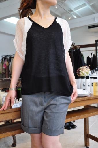 夏のTシャツスタイル・・・Rita Jeans Tokyo_e0127399_19412293.jpg