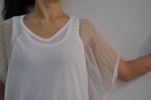 夏のTシャツスタイル・・・Rita Jeans Tokyo_e0127399_19421294.jpg