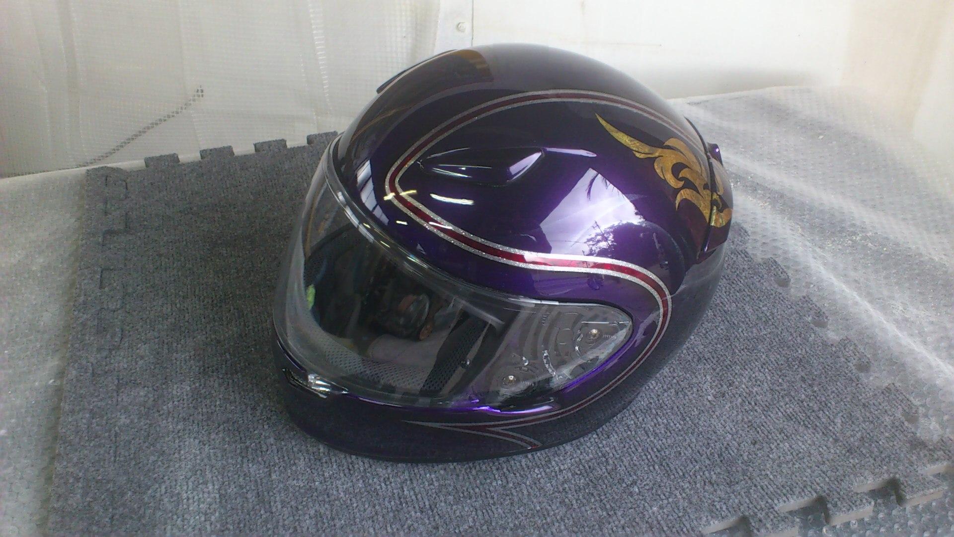 SHOEIフルフェイスヘルメット_e0269313_20254681.jpg