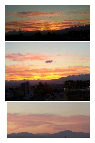 きれいな夕陽_d0049817_8585861.jpg