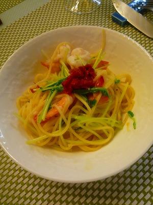 今月のイタリア料理レッスンpart6_f0229521_1518223.jpg