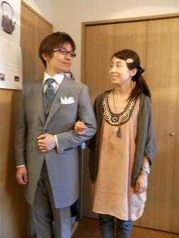 """""""兄妹""""の結婚式でも ~ """"親友""""の結婚式でも ~ 【TUWAMONOスーツ】 「よっ!日本男児」 編_c0177259_15453729.jpg"""