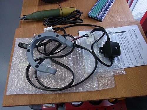 K1300S HPPにタンクバッグ&ナビ取り付け・・・・。_e0254365_20395122.jpg