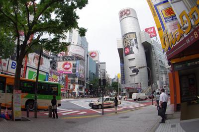 6月21日(木)今日の渋谷109前交差点_b0056983_20303092.jpg