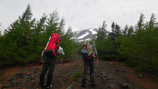 トレーニング・富士山 !_e0111396_1743493.jpg