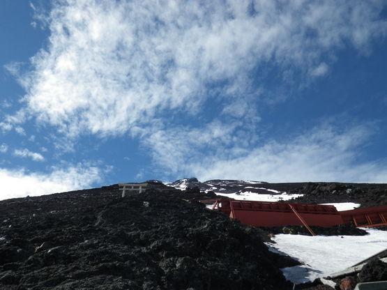 トレーニング・富士山 !_e0111396_1810345.jpg