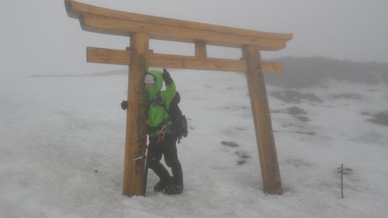 トレーニング・富士山 !_e0111396_18242878.jpg