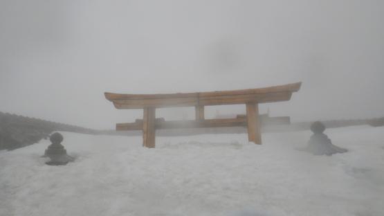 トレーニング・富士山 !_e0111396_18252315.jpg