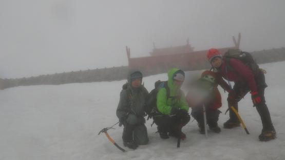 トレーニング・富士山 !_e0111396_18272854.jpg