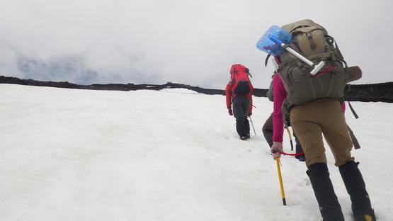 トレーニング・富士山 !_e0111396_1871249.jpg