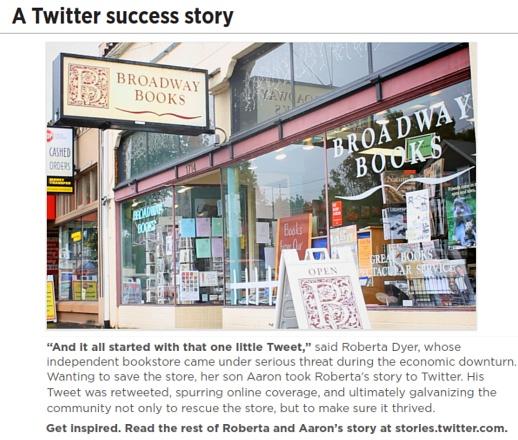 ツイッター本社が作った中小企業向けご利用ガイド、Twitter for Small Business_b0007805_1105612.jpg