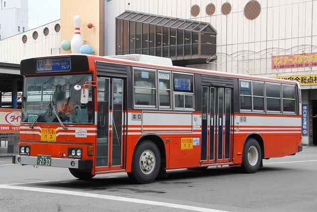熊本バス~「P-」ブルーリボンHT~_a0164734_23271076.jpg