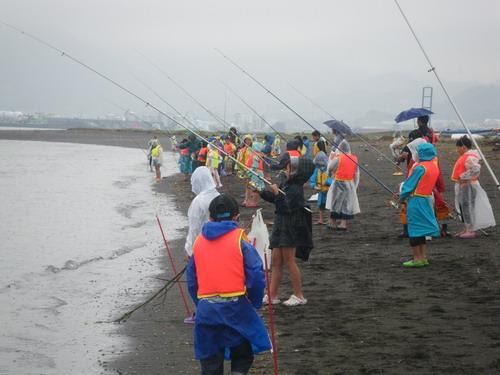 上壱分方小学校 環境体験釣り教室_f0175450_15365564.jpg